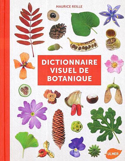 Couverture du livre Dictionnaire visuel de la botanique