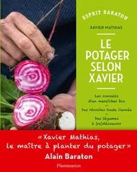 Potager Selon Xavier 2014