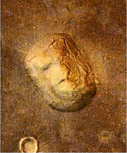 Mars Cydonia