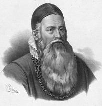 Gaspard Bauhin portrait