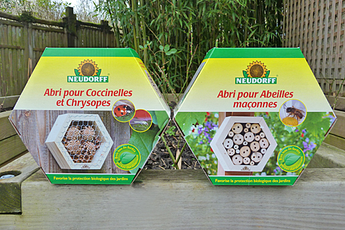 Abri insectes specifiques Neudorff P1070117