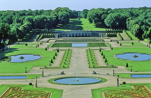 Jardin Vaux le Vicomte Mioulane MAP NPM GIP140302005