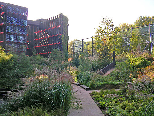 Jardin Branly Paris