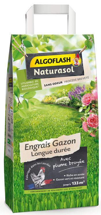 AlgoflashNaturasol engrais plume