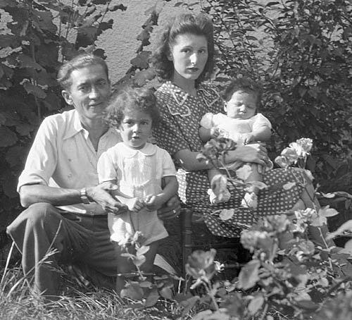 Francis Louisette Meilland Enfants
