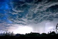 Nuage Orage Pluie