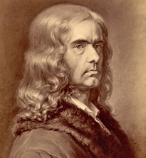 Adelbert von Chamisso Portrait