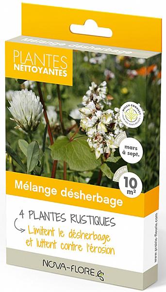 Plantes nettoyantes Nova Flore
