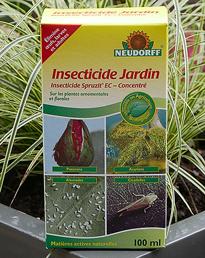 Packaging Insecticide Jardin Neudorff NewsJardinTV P1040369