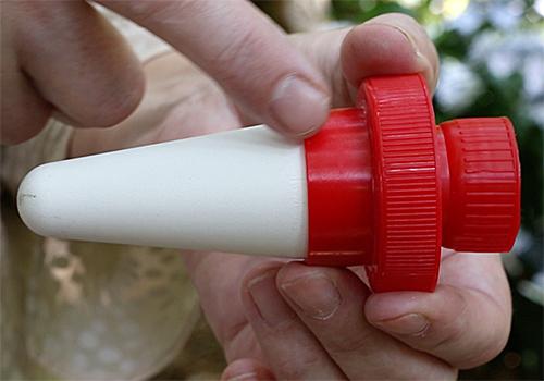 Aquasolo rouge GrosPlan Mioulane NewsJardinTV
