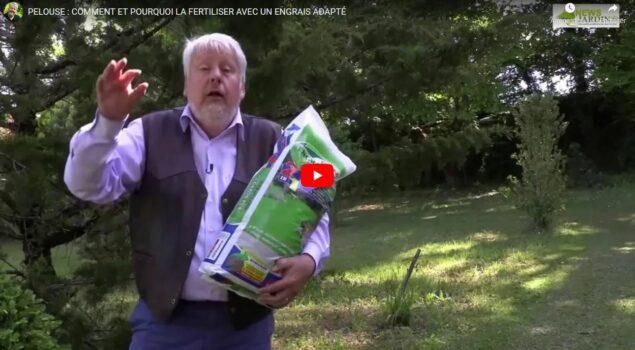 fertiliser son gazon