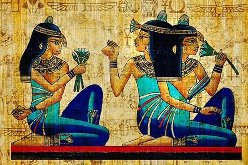 Iris Egypte