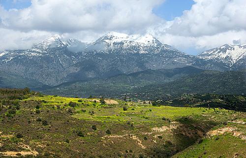 Mont Ida Crete