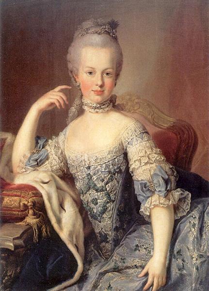 Marie Antoinette Meytens vienne
