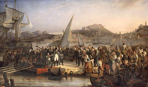 Napoleon Ile Elbe Retour