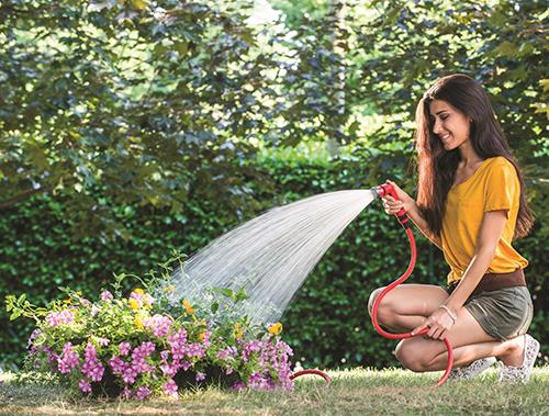 Arrosage FITT COMECAP YOYO SYSTEM 2017 jardin bd