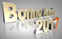 bonne annee 2017 Dessin