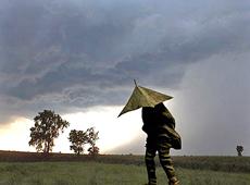Marcheur Parapluie Vent DR