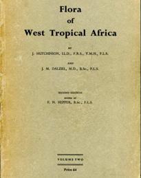 Flora Tropical Africa
