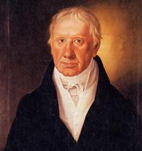 David Heinrich Hoppe Portrait