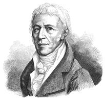 Jean baptiste lamarck Portrait