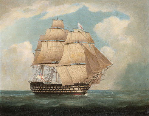 Voilier Victory Campbell
