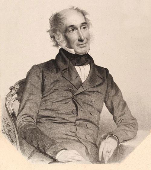 William Jackson Hooker 1851