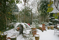 Hiver Jardin Neige Mioulane NewsJardinTV NPM 2607524333