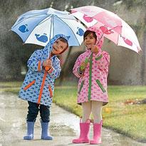 Pluie enfants Bottes