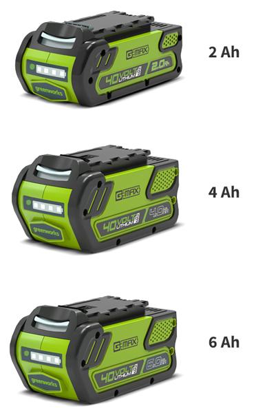 Batterie Choix