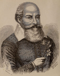 Mathias de l Obel botaniste et horticulteur belge