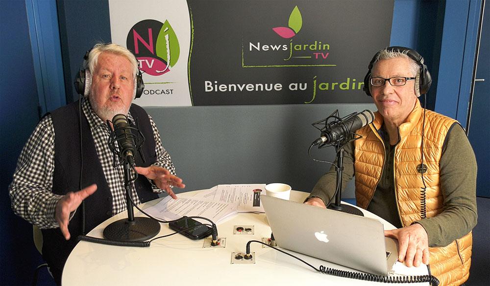 Podcast Bienvenue au Jardin !